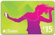 iTunes Code 15 EUR