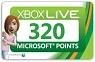 320 microsoft points