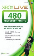 480 microsoft points