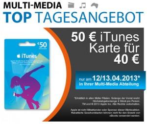 Müller iTunes Guthaben