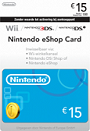 nintendo e-shop-card 15 euro
