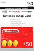 nintendo e-shop-card 50 euro