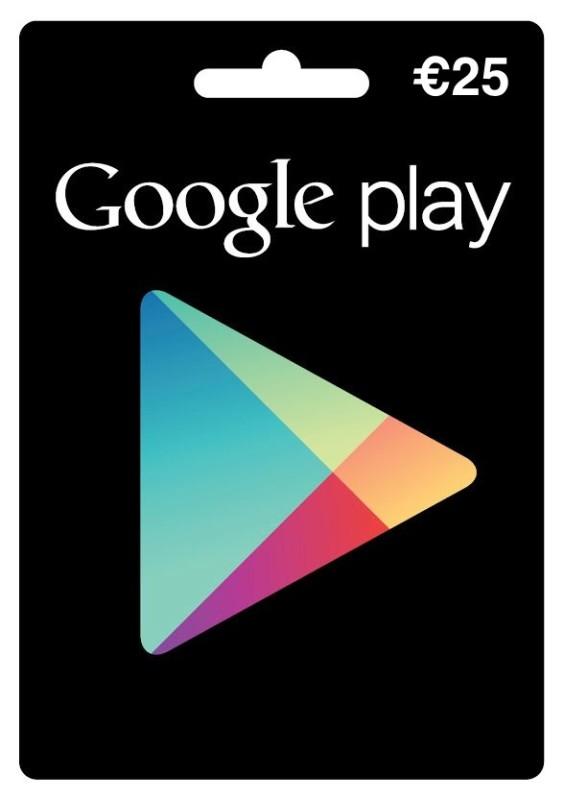 Play Google Einlösen