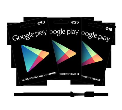 Mit Google Play Guthaben Bezahlen