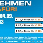 saturn itunes karte angebot