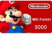 nintendo wii points