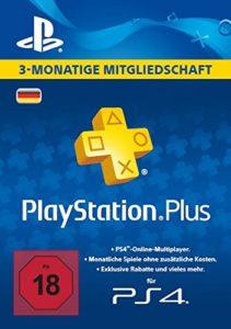 Playstation Plus 3 Monate